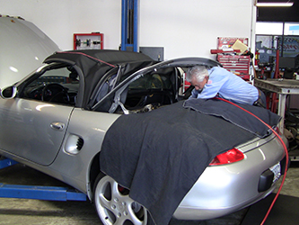Riverside Porsche Service and Maintenance