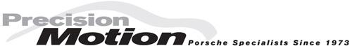 Precision Motion Porsche Parts